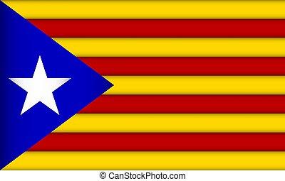 旗, catalonia.
