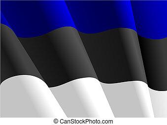 旗, estonia