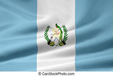 旗, guatemala