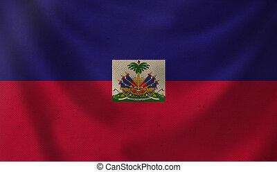 旗, haiti.