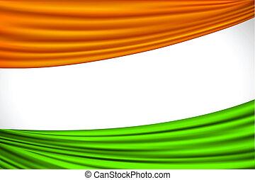 旗, indian