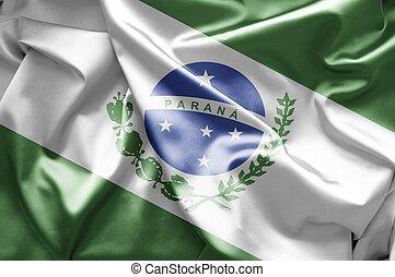 旗, parana