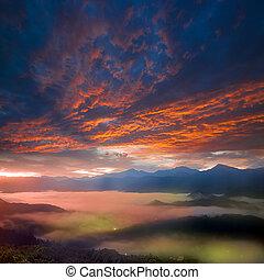 日の出, すてきである