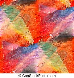 日光, 芸術, 塗料, 水彩画, サーカス, 古い, 背景, 抽象的, ペーパー, 手ざわり, 隔離された, 壁紙