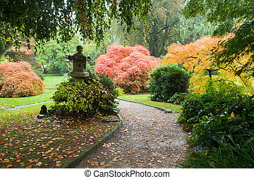 日本の庭, leverkusen