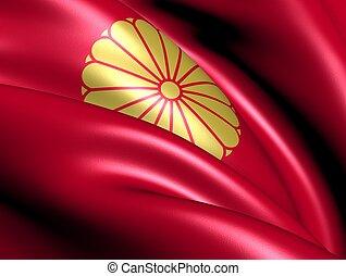 日本の旗, 皇帝
