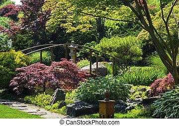 日本的花园