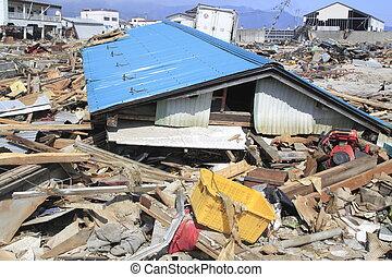日本, 偉人, 東, 地震