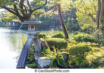 日本, 日本の庭