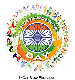 日, 独立