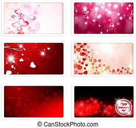 日, 結婚式, バレンタイン, 挨拶, ecards