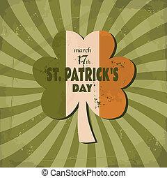 日, st. 。, patrick's, カード, 挨拶