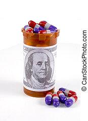 昂貴, 醫學