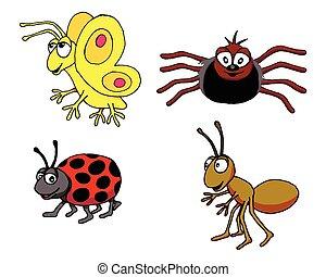 昆虫, グループ