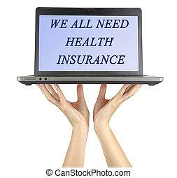 昇進, 健康保険