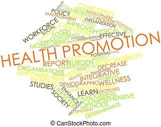 昇進, 健康