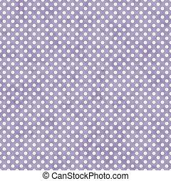 明るい紫, そして, 白, 小さい, ポルカドット, パターン, 繰り返し, backgroun