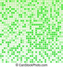 明るい緑, ピクセル, 背景