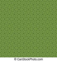 明るい緑, 抽象的, 背景