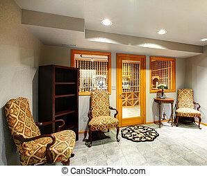 明るい, 玄関, ∥で∥, ぶどう酒貯蔵室, 入口