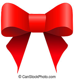 明亮的紅色, 禮物弓