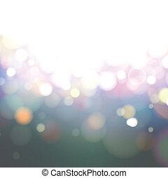 明亮, 矢量, 背景