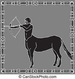 星占いサイン, sagittarius