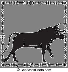 星占い, taurus, 印