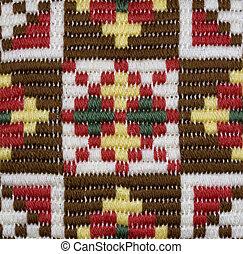 星成形, 模式, 绣花, 传统, 挪威语, 音调, 地球
