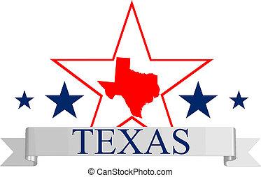 星, テキサス