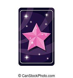 星, 予言, カード