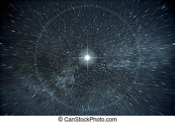 星, 反り, 時間