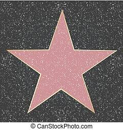 星, 名声, 歩きなさい