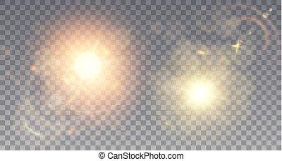 星, 爆炸, 二, 鮮艷
