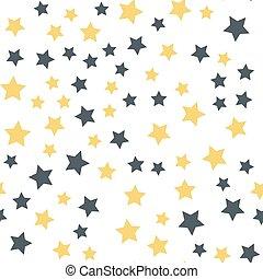 星, seamless, 背景