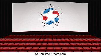 映画館, 劇場