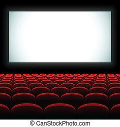 映画館, 講堂