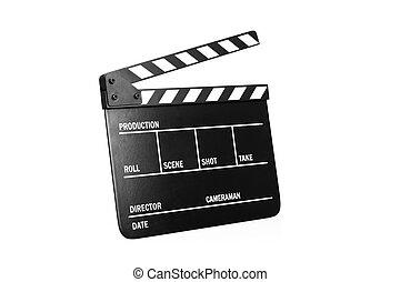 映画, クラッパー 板
