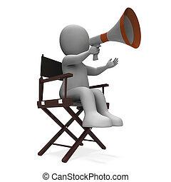映画 ディレクター, 特徴, ショー, ハリウッド, プロデューサー, ∥あるいは∥, 映画製作者