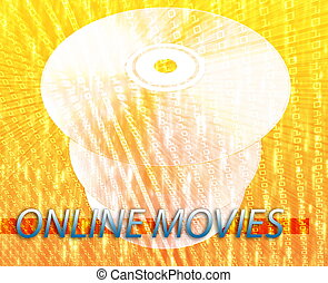 映画, デジタルの媒体