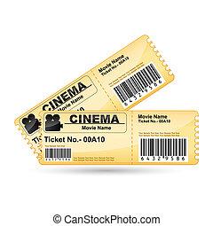 映画 切符