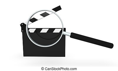 映画, 捜索しなさい