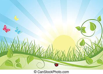 春, カード