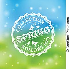 春, コレクション