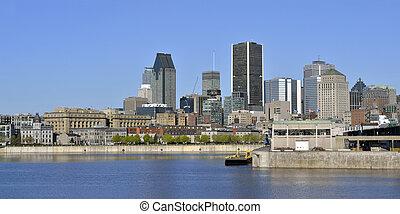 春, モントリオール