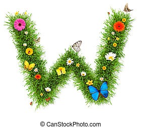 "春, ""w"", 手紙"