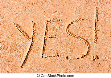 是, 寫, 上, 濕 沙子, 在, the, 海