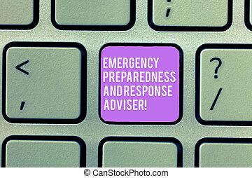 是, 相片, 緊急事件, keypad, 正文, 建立, 簽署, 緊急事件, intention, 准備, 按壓, idea., 消息, 鑰匙, 鍵盤, 概念性, adviser., 反應, 準備, 電腦, 顯示