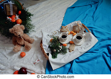 昼食, クリスマス