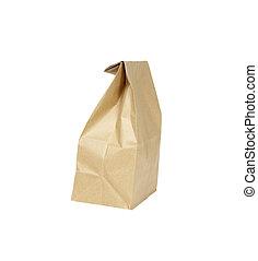 昼食, ペーパー袋